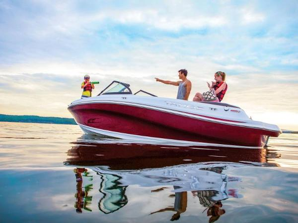 2021 Tahoe boat for sale, model of the boat is 500 TS & Image # 1 of 1