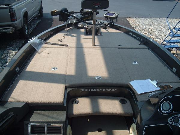 2010 Ranger Boats boat for sale, model of the boat is Z520 Comanche & Image # 6 of 12