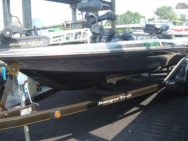 2010 RANGER BOATS Z520 COMANCHE for sale