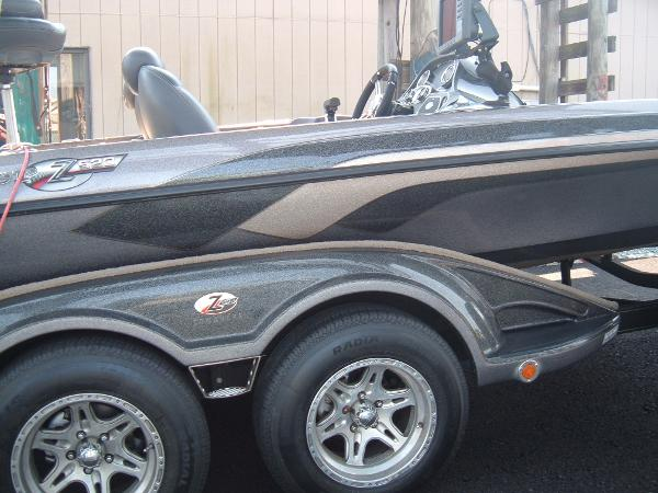 2010 Ranger Boats boat for sale, model of the boat is Z520 Comanche & Image # 4 of 12