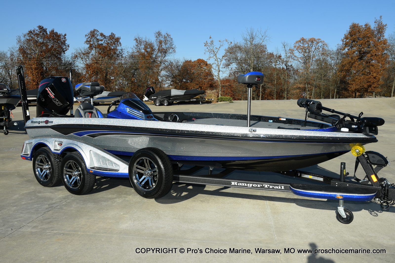 2021 Ranger Boats boat for sale, model of the boat is Z520C Ranger Cup Equipped & Image # 1 of 50