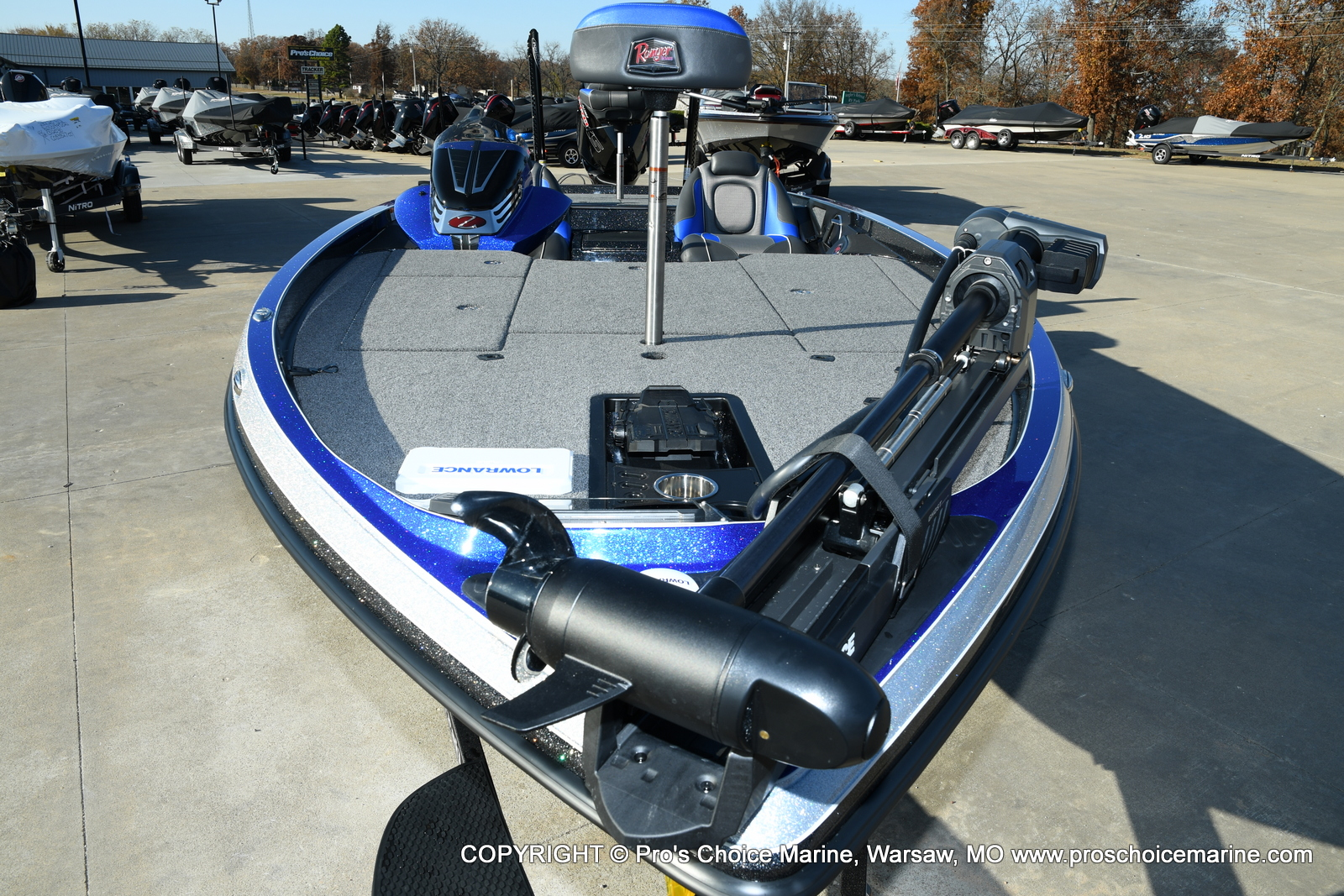 2021 Ranger Boats boat for sale, model of the boat is Z520C Ranger Cup Equipped & Image # 3 of 50