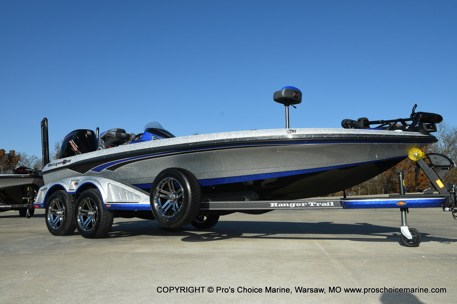 2021 Ranger Boats boat for sale, model of the boat is Z520C Ranger Cup Equipped & Image # 11 of 50