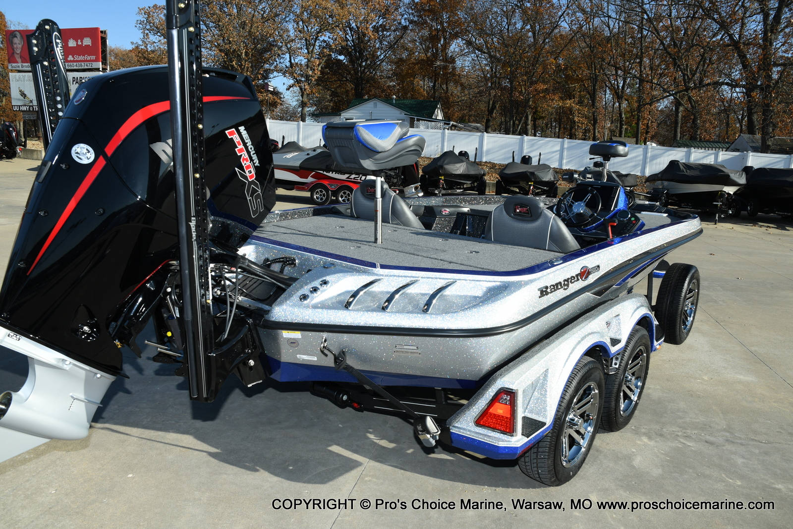 2021 Ranger Boats boat for sale, model of the boat is Z520C Ranger Cup Equipped & Image # 12 of 50