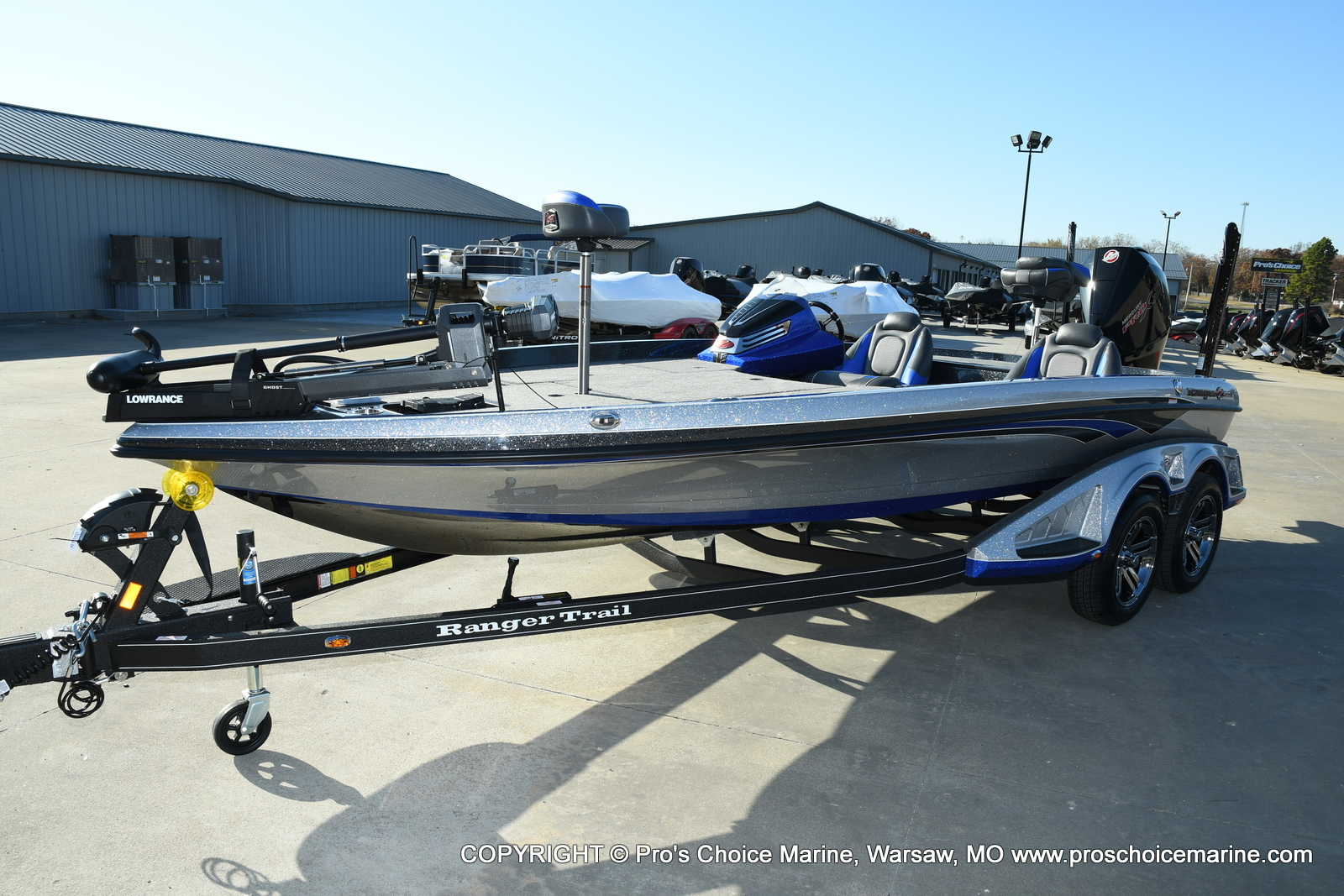 2021 Ranger Boats boat for sale, model of the boat is Z520C Ranger Cup Equipped & Image # 37 of 50