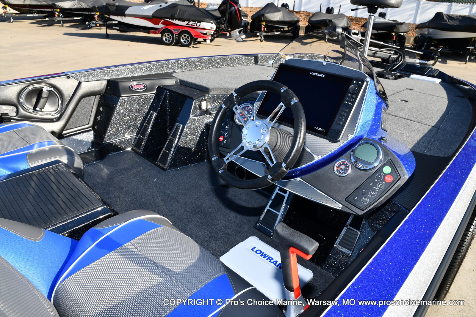 2021 Ranger Boats boat for sale, model of the boat is Z520C Ranger Cup Equipped & Image # 39 of 50