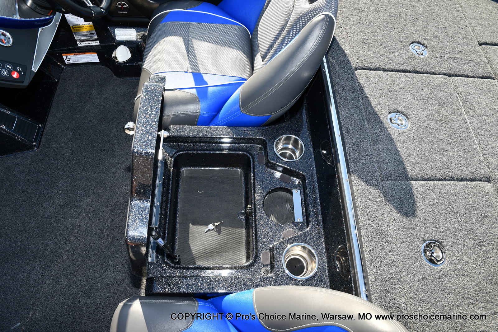 2021 Ranger Boats boat for sale, model of the boat is Z520C Ranger Cup Equipped & Image # 44 of 50