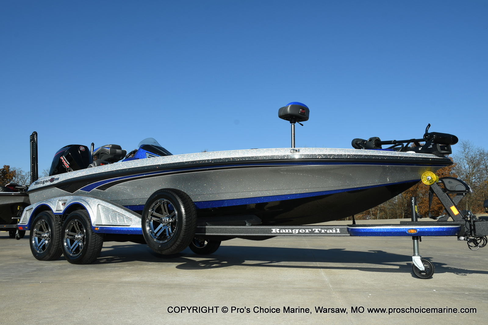 2021 Ranger Boats boat for sale, model of the boat is Z520C Ranger Cup Equipped & Image # 48 of 50