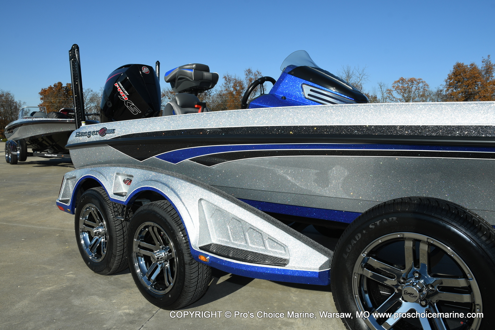 2021 Ranger Boats boat for sale, model of the boat is Z520C Ranger Cup Equipped & Image # 49 of 50
