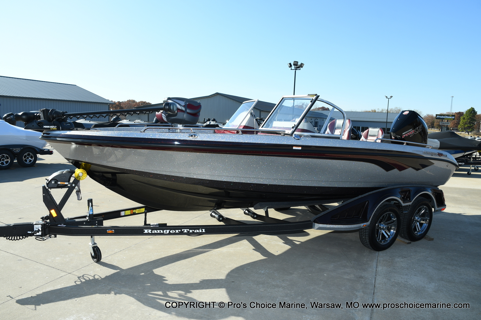 2021 Ranger Boats boat for sale, model of the boat is 620FS Ranger Cup Equipped & Image # 17 of 50
