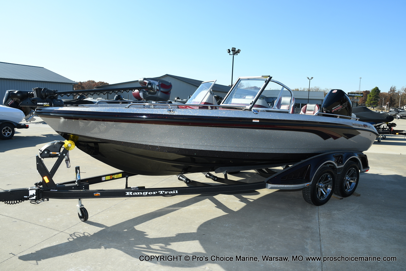 2021 Ranger Boats boat for sale, model of the boat is 620FS Ranger Cup Equipped & Image # 41 of 50