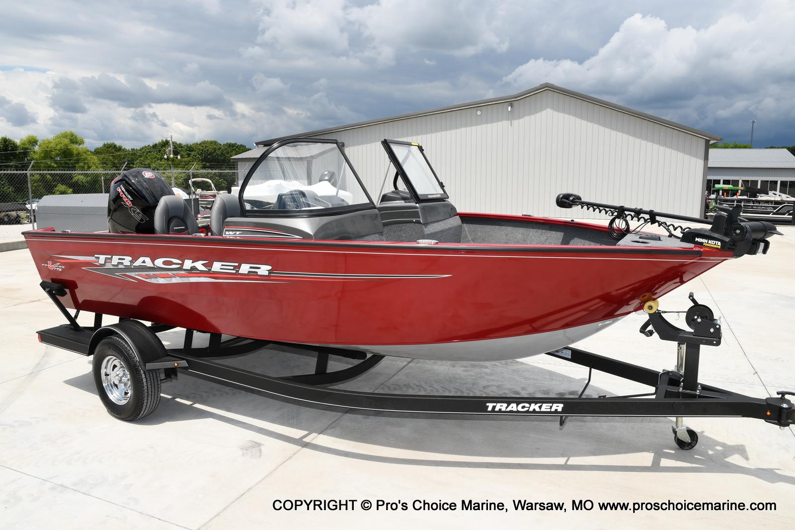 2021 Tracker Boats boat for sale, model of the boat is Pro Guide V-175 WT & Image # 1 of 50