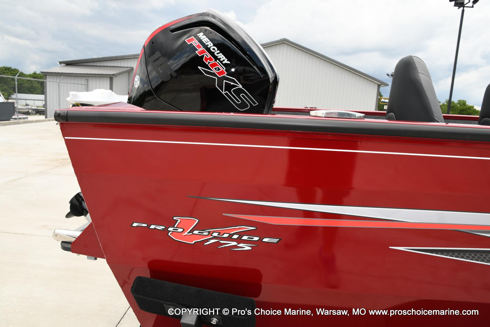 2021 Tracker Boats boat for sale, model of the boat is Pro Guide V-175 WT & Image # 14 of 50