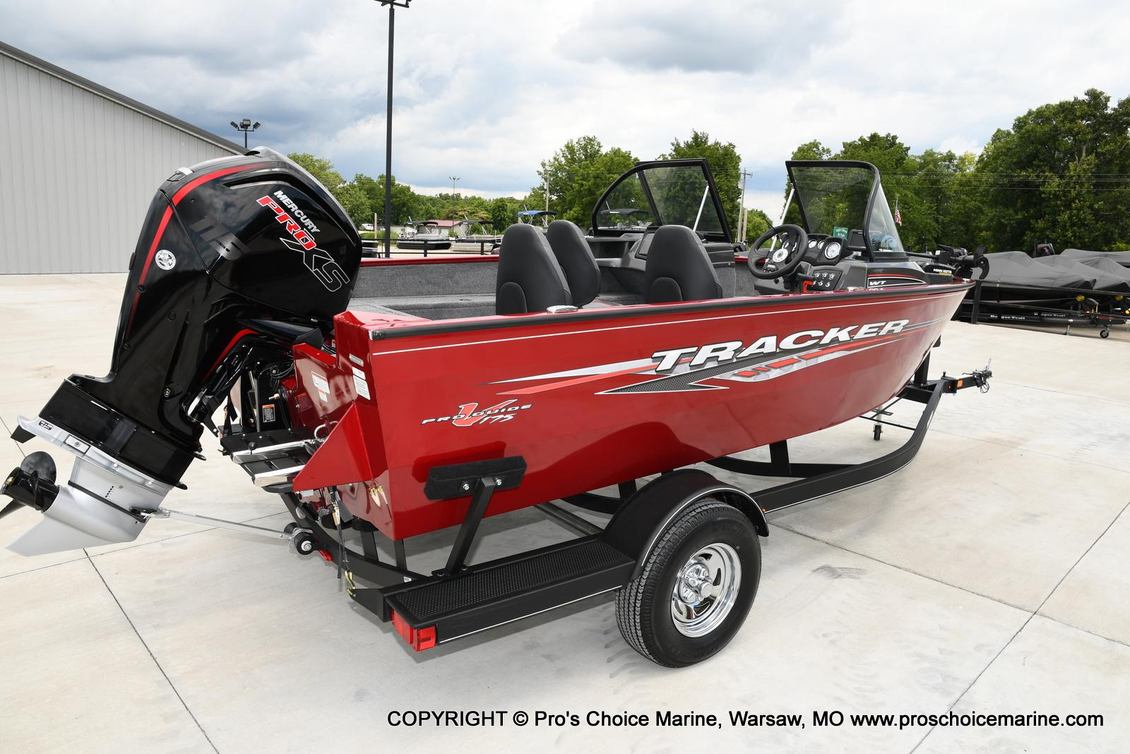 2021 Tracker Boats boat for sale, model of the boat is Pro Guide V-175 WT & Image # 15 of 50