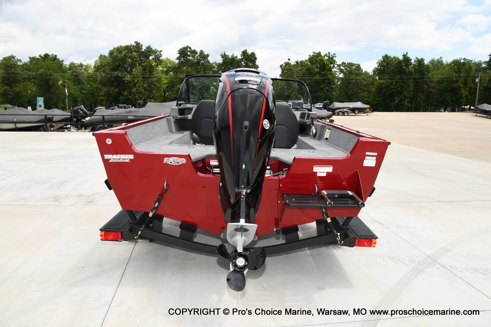 2021 Tracker Boats boat for sale, model of the boat is Pro Guide V-175 WT & Image # 16 of 50