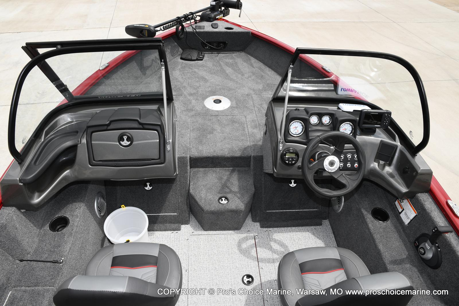 2021 Tracker Boats boat for sale, model of the boat is Pro Guide V-175 WT & Image # 21 of 50