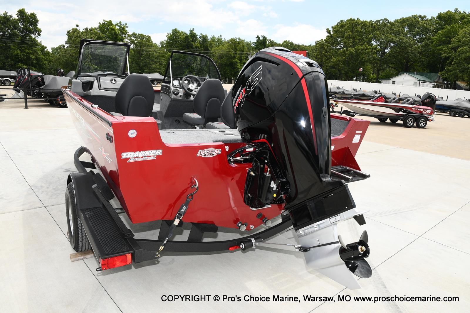 2021 Tracker Boats boat for sale, model of the boat is Pro Guide V-175 WT & Image # 44 of 50