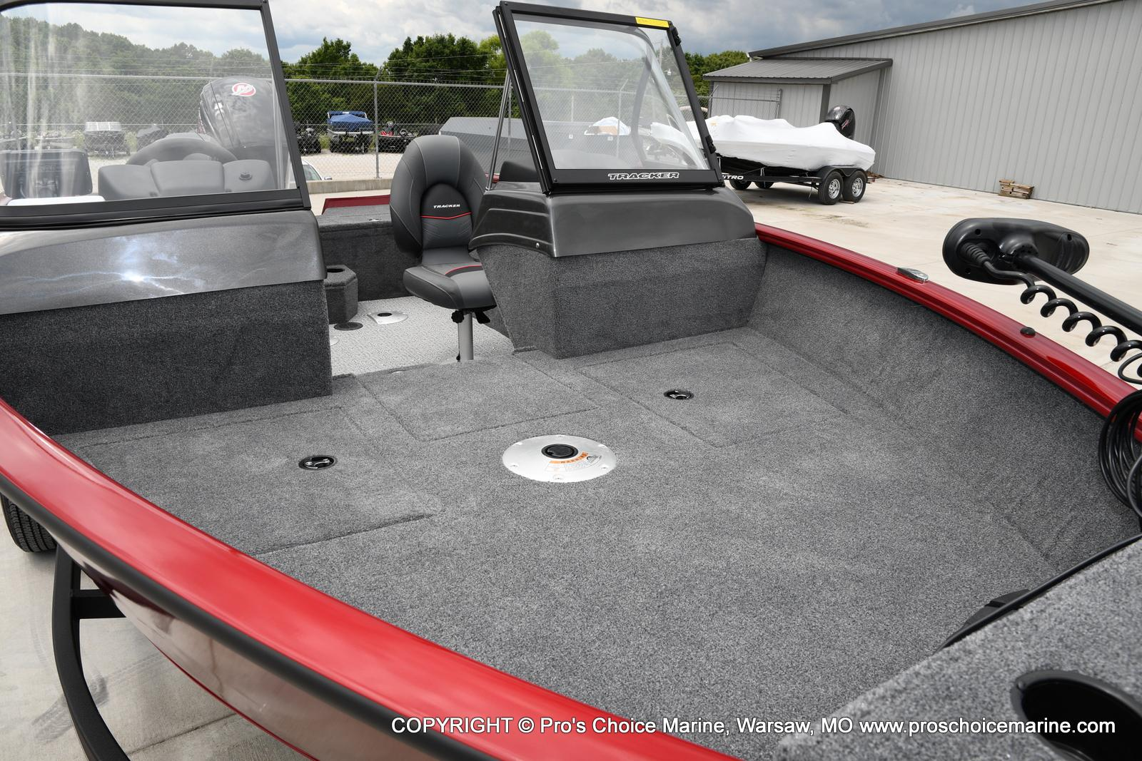 2021 Tracker Boats boat for sale, model of the boat is Pro Guide V-175 WT & Image # 4 of 50