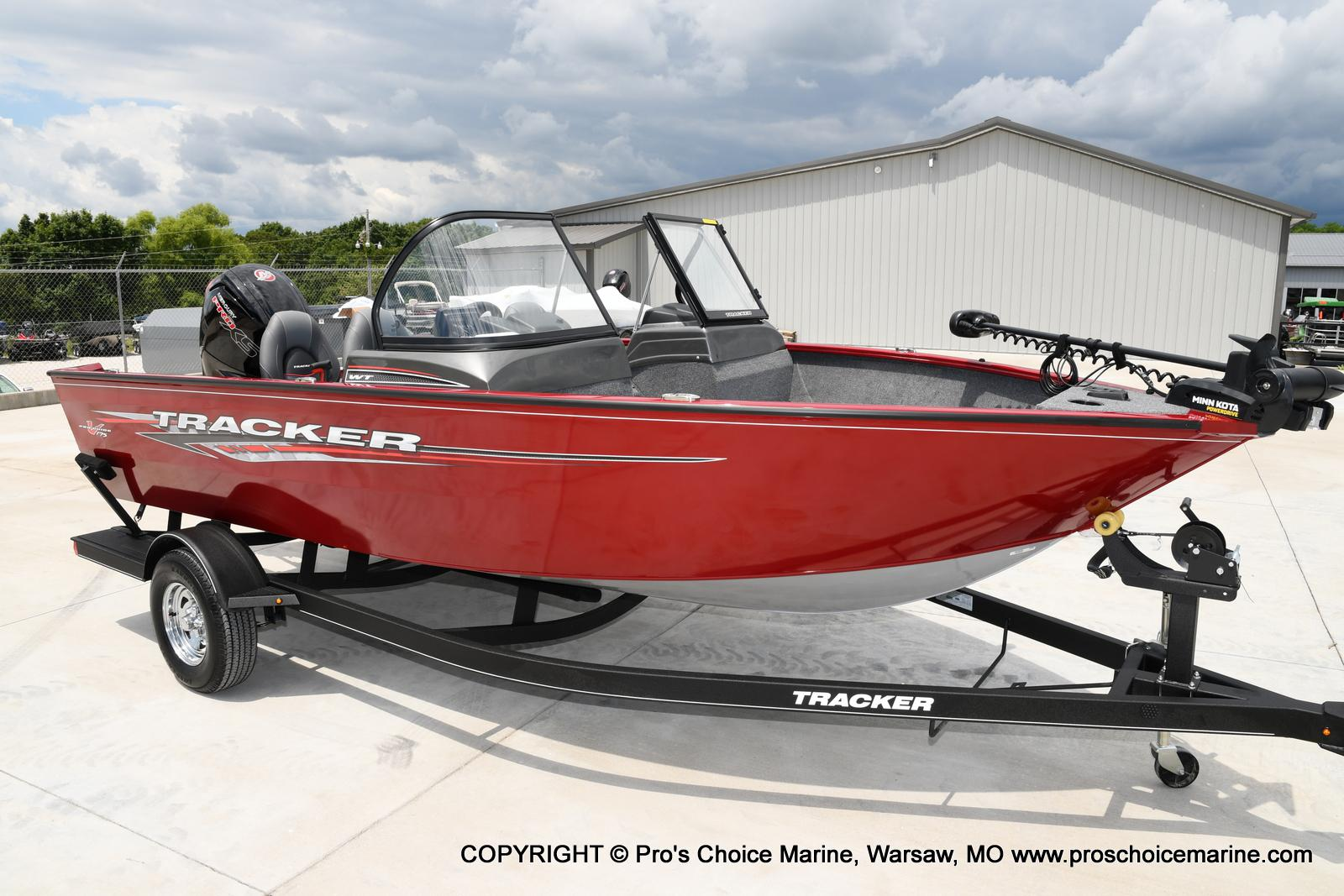 2021 Tracker Boats boat for sale, model of the boat is Pro Guide V-175 WT & Image # 31 of 50