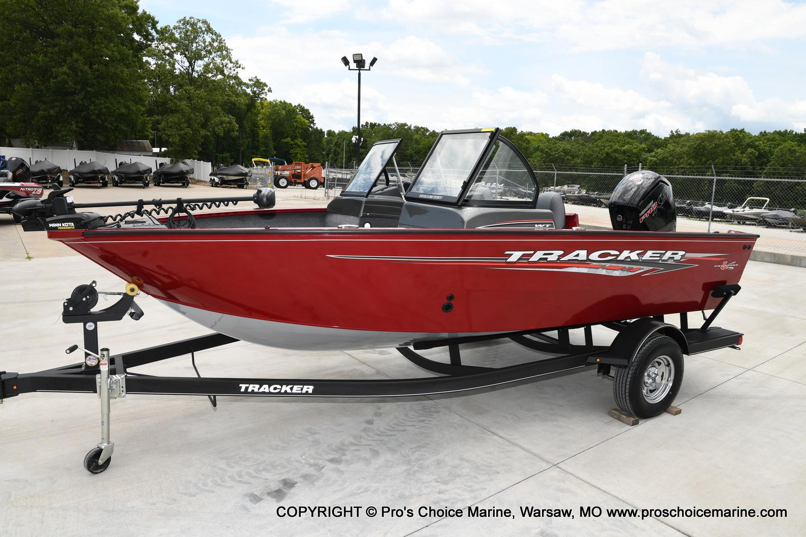 2021 Tracker Boats boat for sale, model of the boat is Pro Guide V-175 WT & Image # 32 of 50