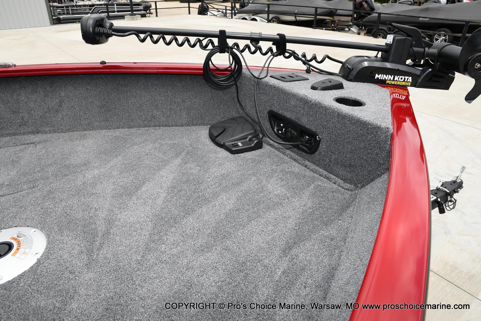 2021 Tracker Boats boat for sale, model of the boat is Pro Guide V-175 WT & Image # 5 of 50