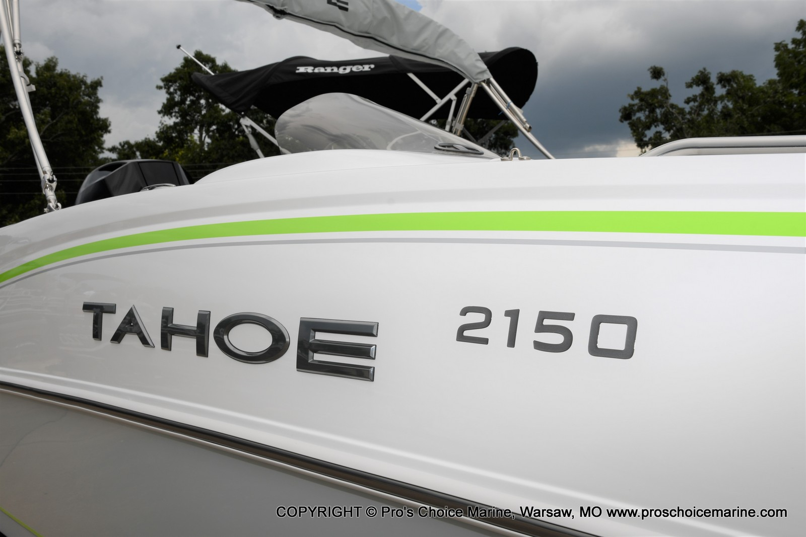 2021 Tahoe boat for sale, model of the boat is 2150 & Image # 15 of 50