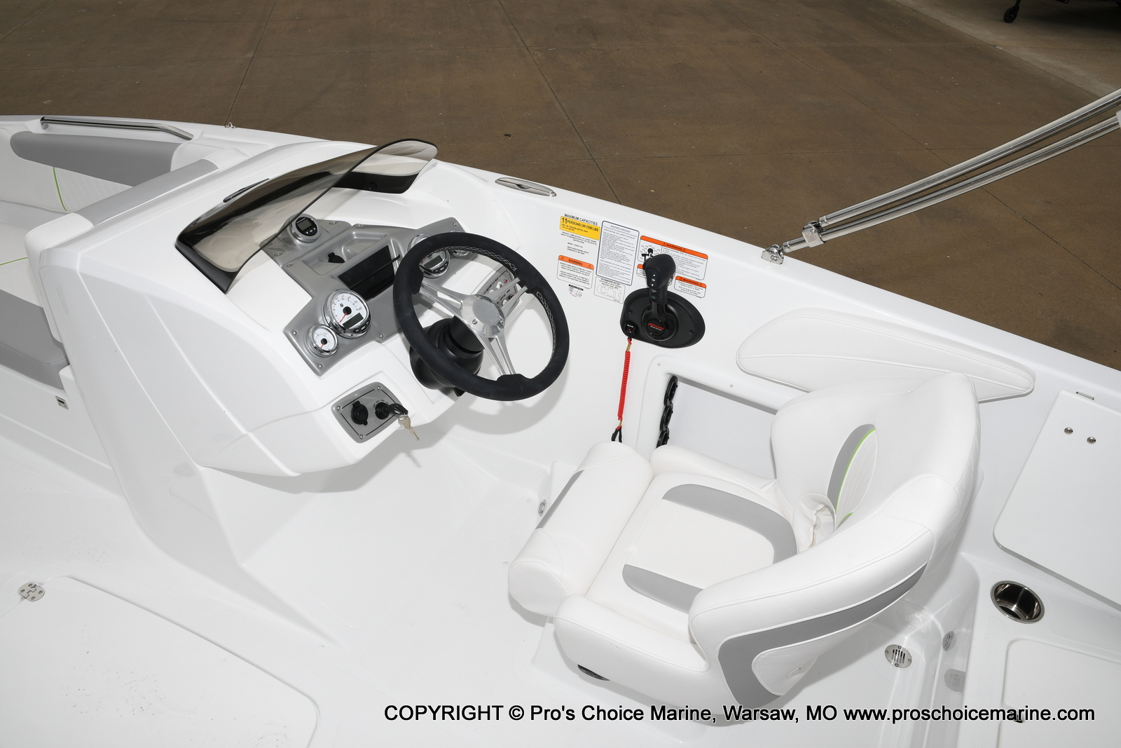 2021 Tahoe boat for sale, model of the boat is 2150 & Image # 19 of 50