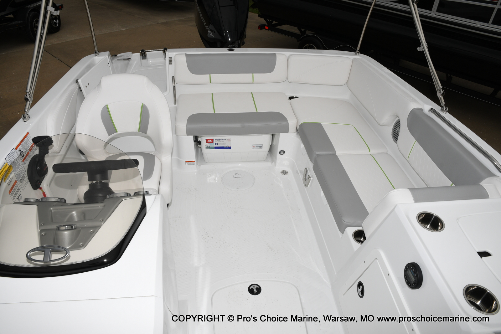 2021 Tahoe boat for sale, model of the boat is 2150 & Image # 49 of 50