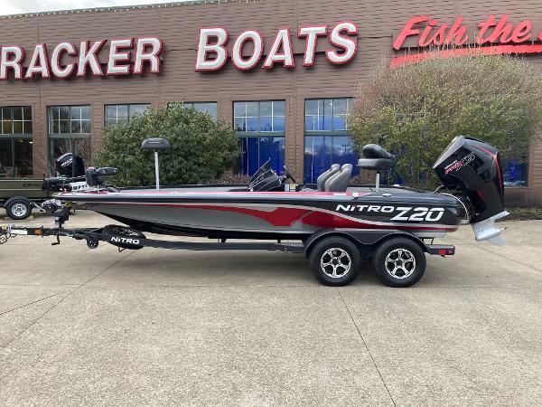 2021 Nitro boat for sale, model of the boat is Z20 & Image # 1 of 90
