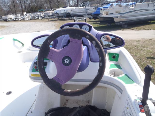 1995 Sea Doo Sportboat boat for sale, model of the boat is 15 Speedster & Image # 2 of 6