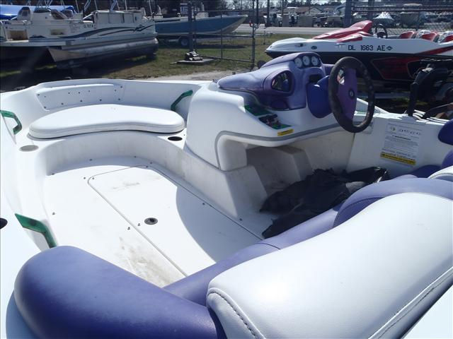 1995 Sea Doo Sportboat boat for sale, model of the boat is 15 Speedster & Image # 3 of 6