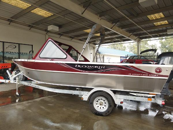 2021 DUCKWORTH 18 ADVANTAGE SPORT for sale