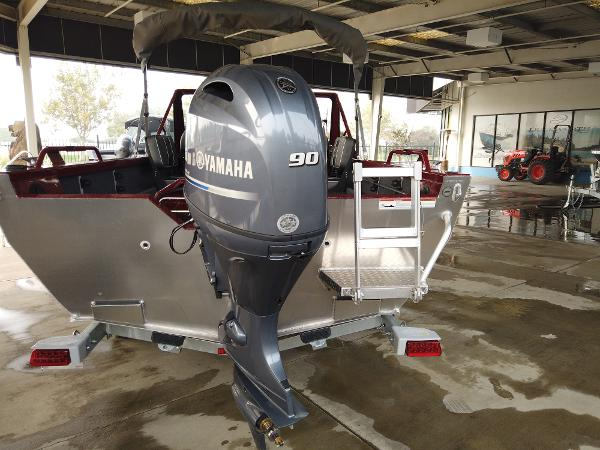 2021 Duckworth boat for sale, model of the boat is 18 Advantage Sport & Image # 7 of 7