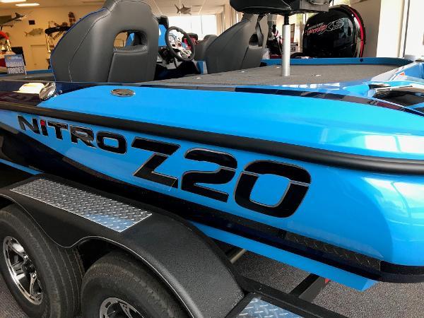 2021 Nitro boat for sale, model of the boat is Z20 & Image # 1 of 84