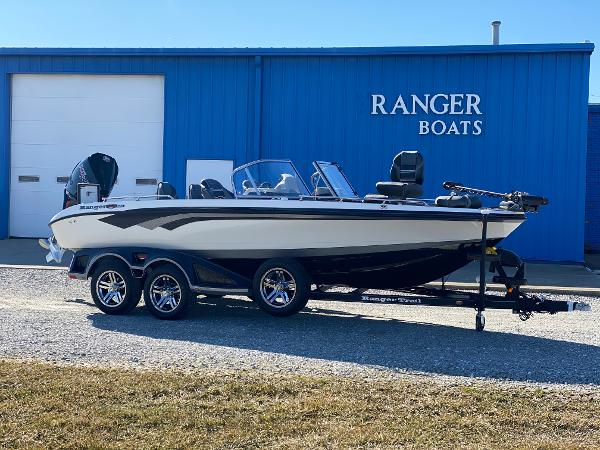 2021 Ranger Boats boat for sale, model of the boat is 620FS Ranger Cup Equipped & Image # 1 of 3