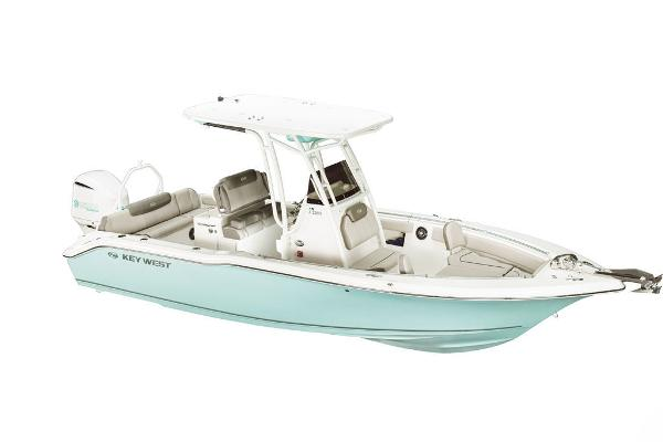 2022 Key West boat for sale, model of the boat is 239 FS & Image # 3 of 14