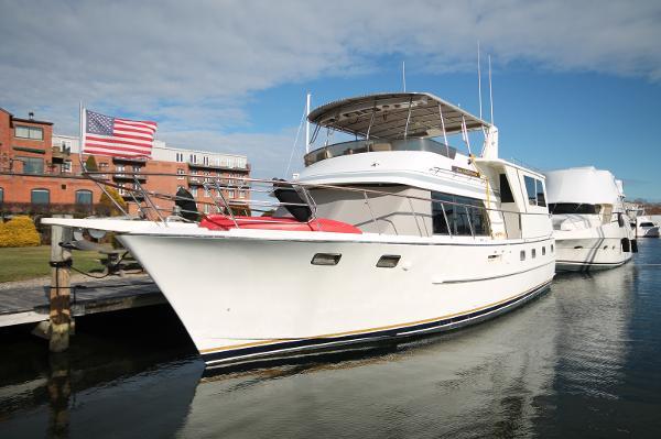 1986 DeFever 47 Poc Motor Yacht