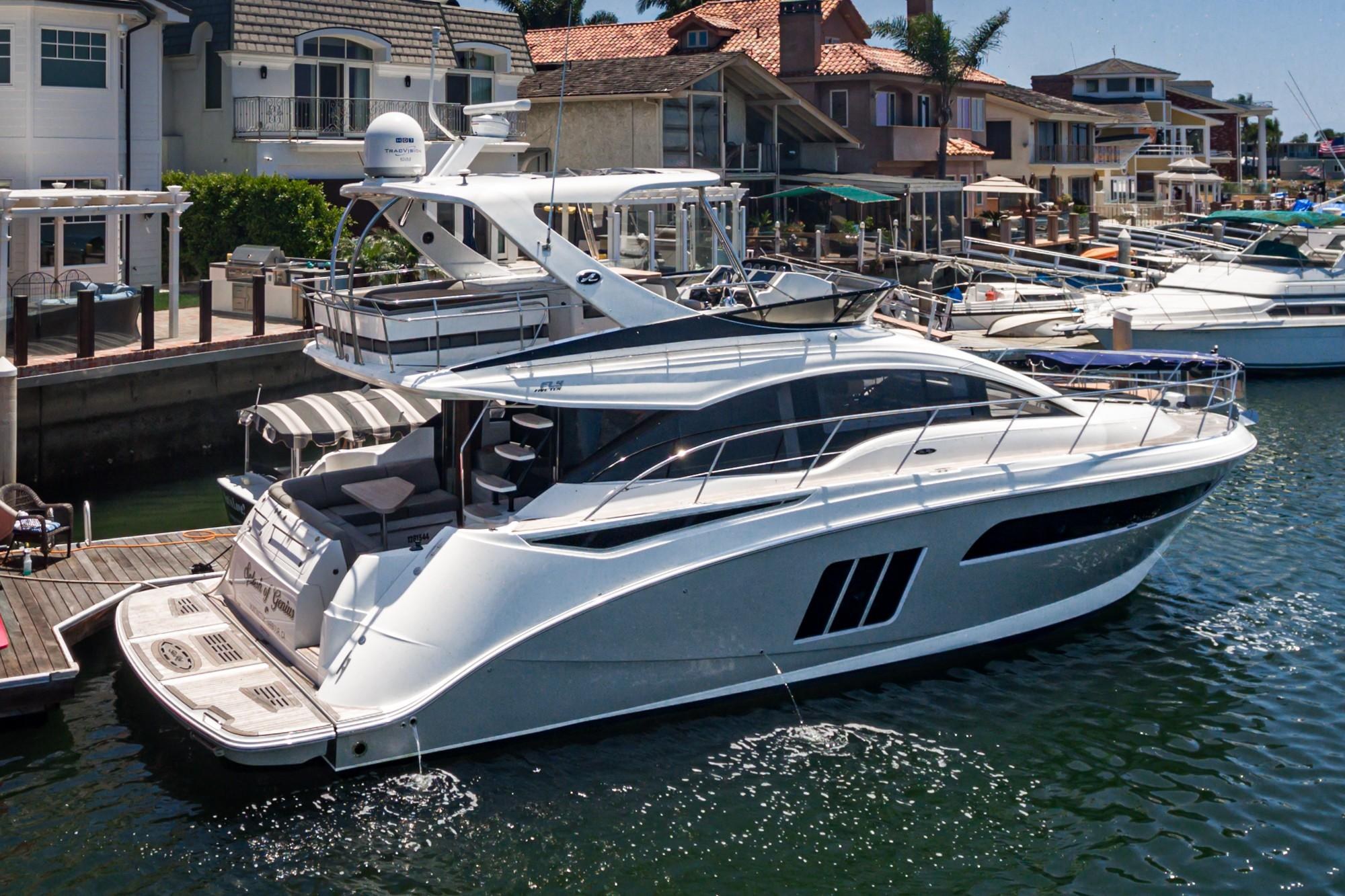 2017 Sea Ray 510 Fly #TB8898DM inventory image at Sun Country Coastal in Newport Beach