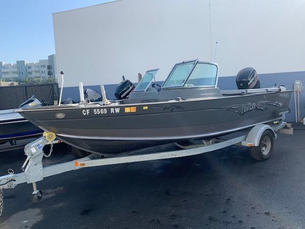 2016 LUND 1875 IMPACT SPORT for sale