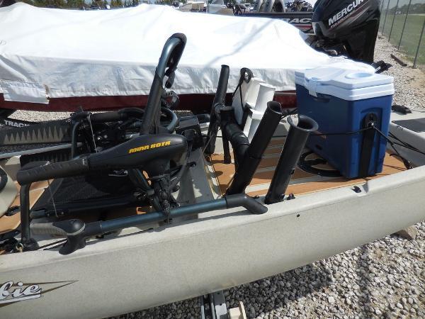 2013 Hobie Cat boat for sale, model of the boat is 14 PRO ANGLER & Image # 4 of 5