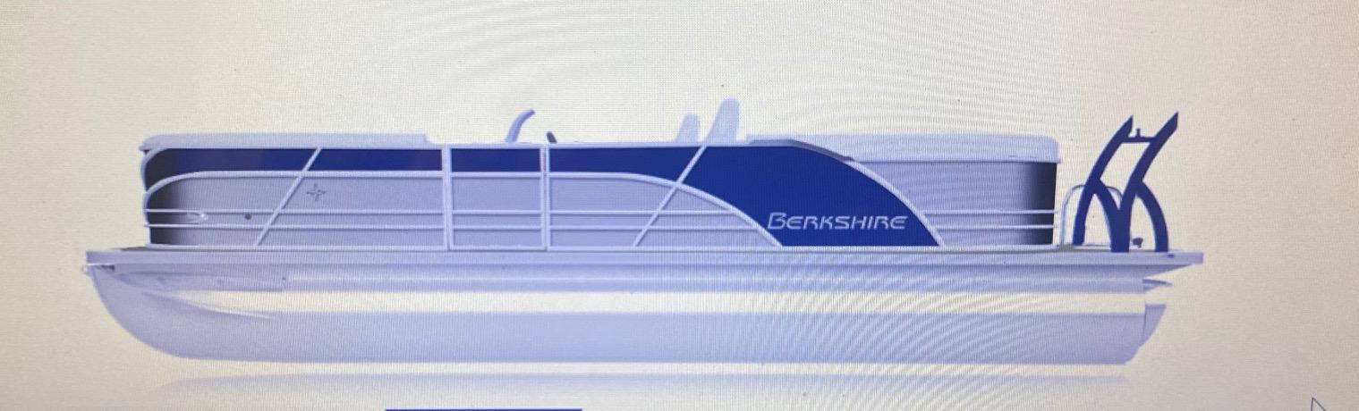 2021 BERKSHIRE STS Entertainment Series 23SLX 3.0 Tri-toon (On order,