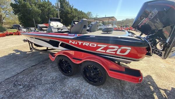 2020 Nitro boat for sale, model of the boat is Z20 & Image # 2 of 5