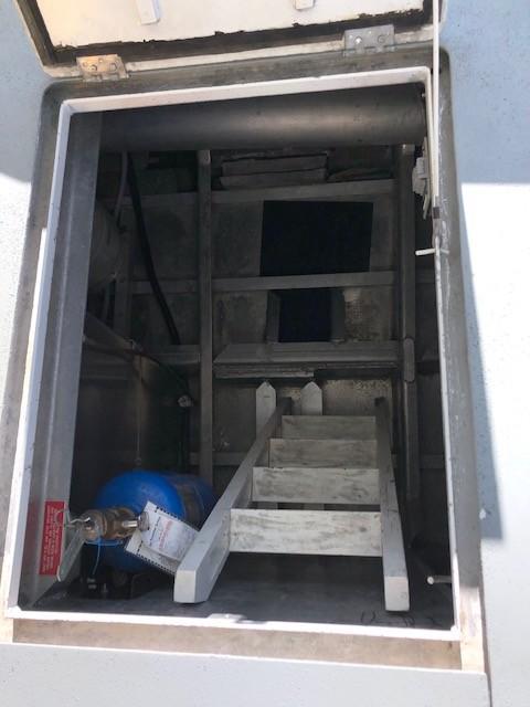 Custom Aluminum Pilothouse J Simpson