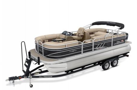 2020 Sun Tracker boat for sale, model of the boat is Party Barge 22RF XP3 w/150L 4S & Image # 1 of 3