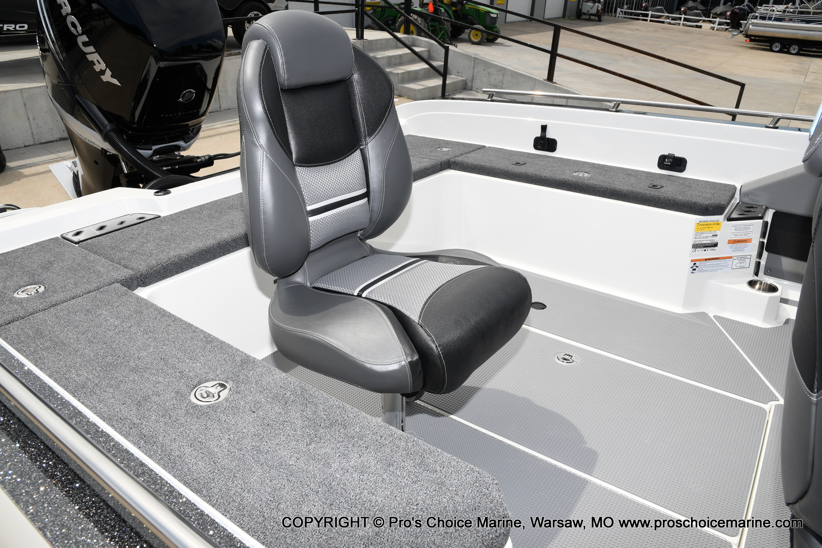 2021 Ranger Boats boat for sale, model of the boat is 622FS PRO w/400HP VERADO & Image # 4 of 50
