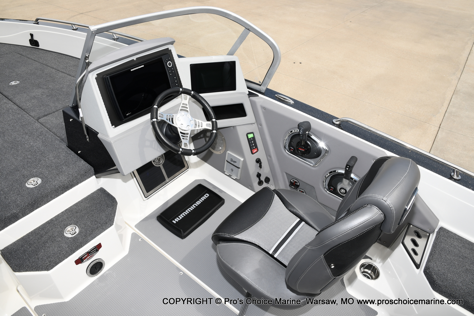 2021 Ranger Boats boat for sale, model of the boat is 622FS PRO w/400HP VERADO & Image # 7 of 50
