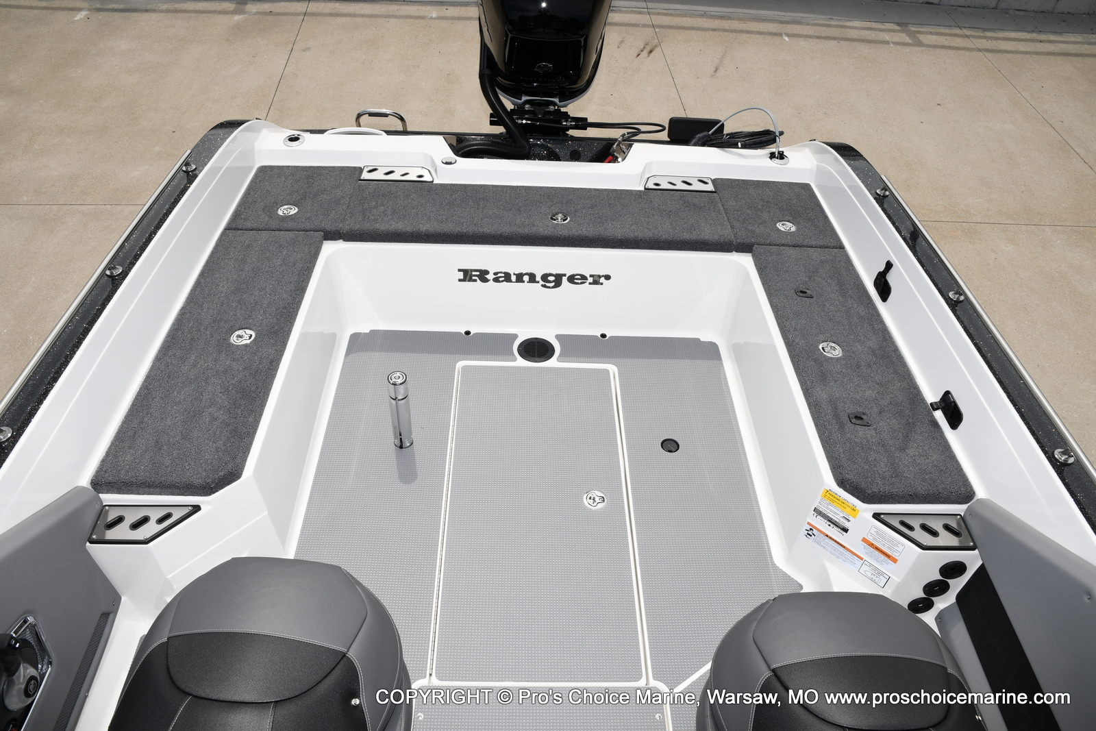 2021 Ranger Boats boat for sale, model of the boat is 622FS PRO w/400HP VERADO & Image # 16 of 50