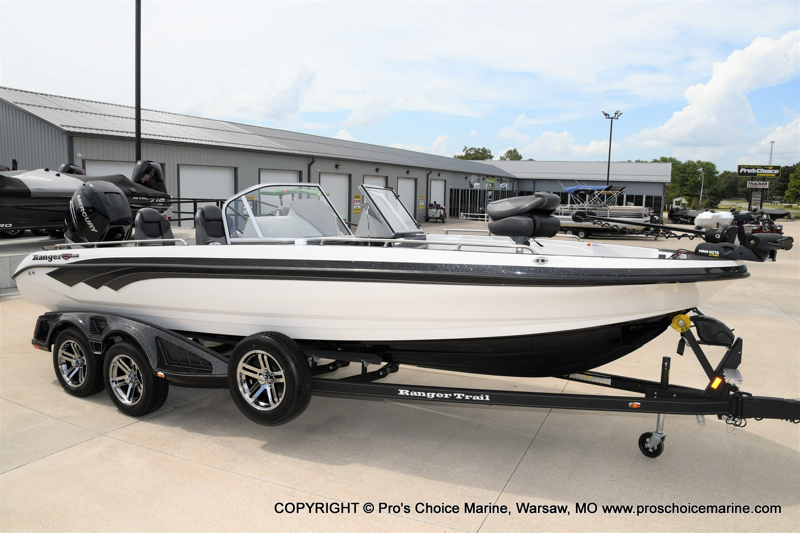 2021 Ranger Boats boat for sale, model of the boat is 622FS PRO w/400HP VERADO & Image # 37 of 50