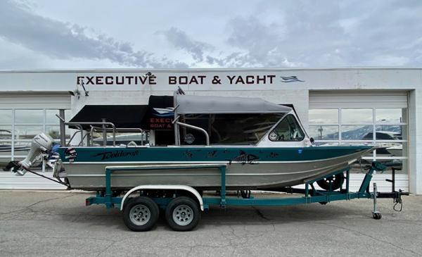 1985 Weldcraft Fishing Boat