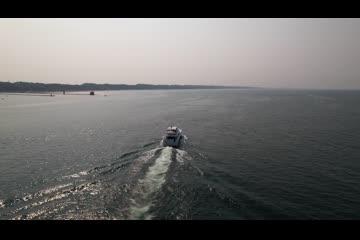 Intermarine Motoryacht video